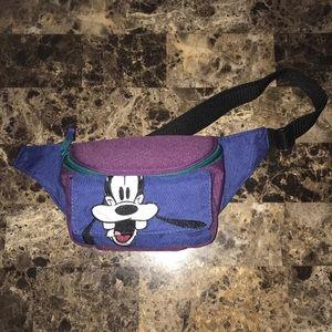 ⚡️ 90s Disney fanny pack (Goofy) ⚡️